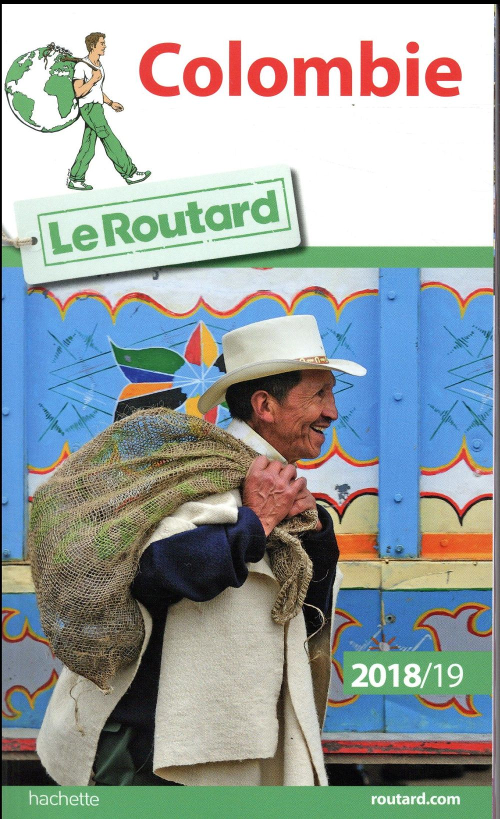 GUIDE DU ROUTARD COLOMBIE 201819